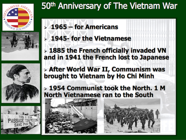 Vietnam War slide 2