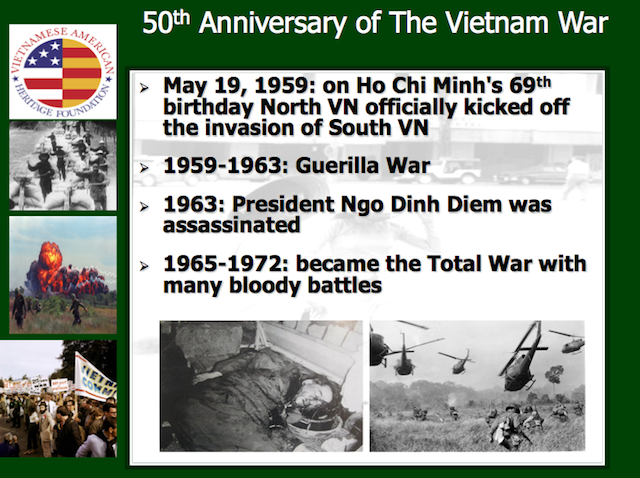 Vietnam War slide 3