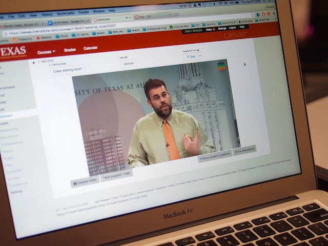 The lecture delivered online.
