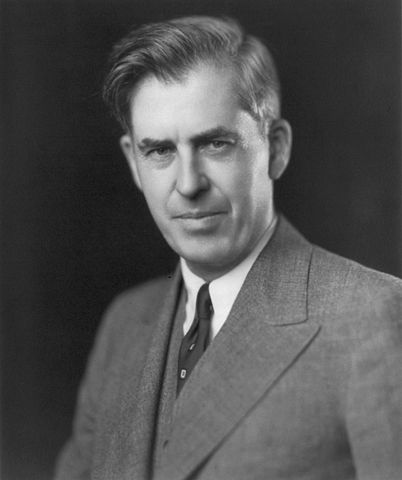 Henry Agard Wallace, 1888–1965. Via Wikipedia