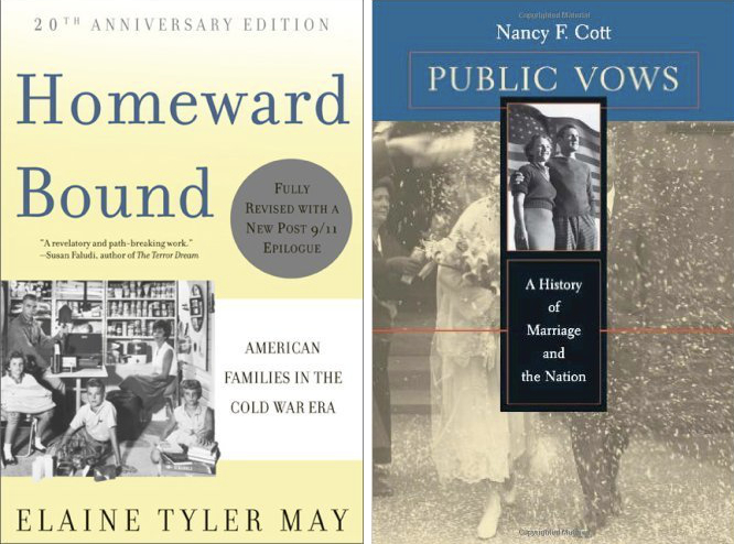postwar americans idea of family in the book homeward bound american families in the cold war era Encuentra homeward bound (revised edition): american families in the cold war era de elaine may (isbn: 9780465064649) en amazon envíos gratis a partir de 19.