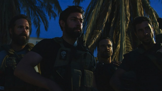 Screen shot from 13 Hours.