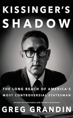 Kissinger Front Cover