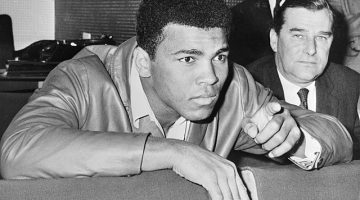 Muhammad Ali helped make black power into a global brand