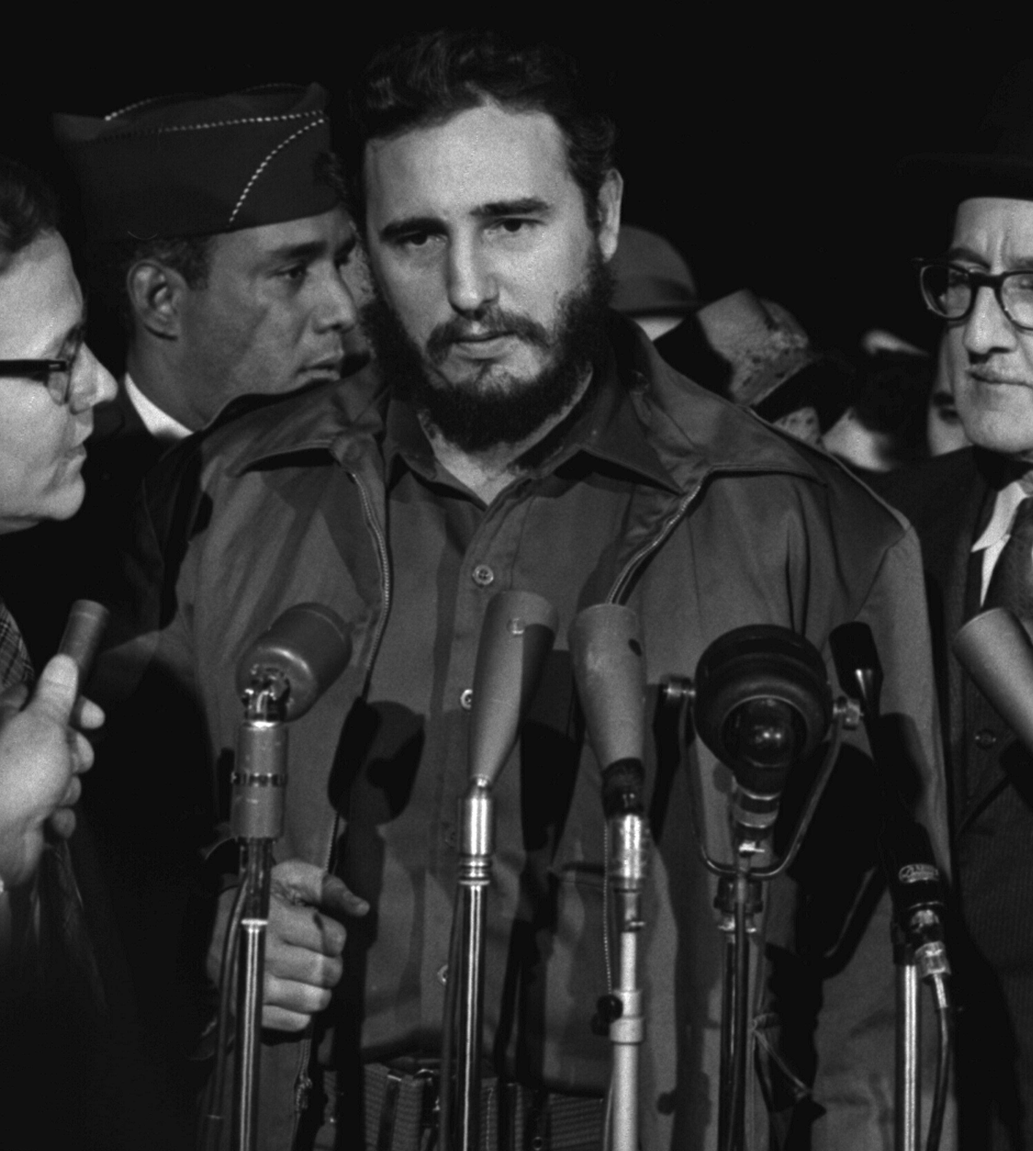 How Washington Helped Fidel Castro Rise to Power - Not ...