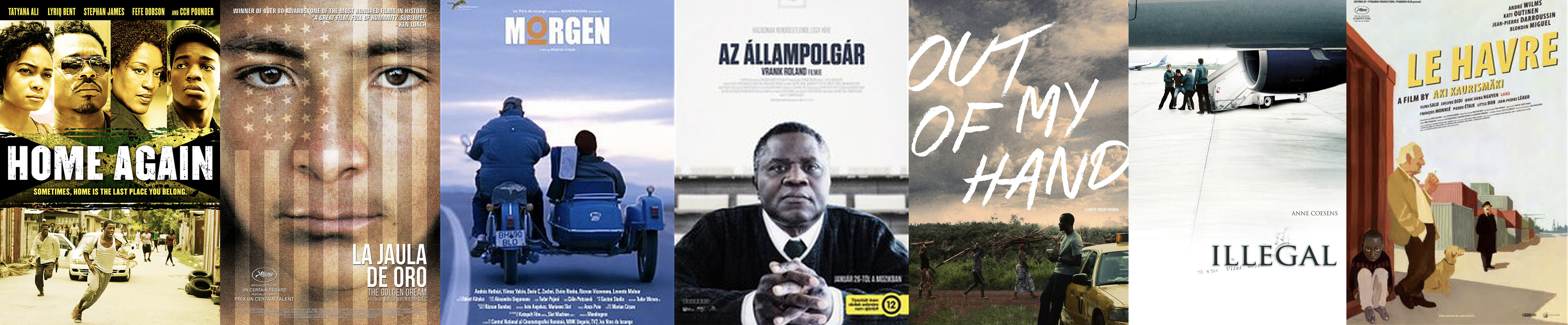 Films On Migration Exile And Forced Displacement Not Even Past