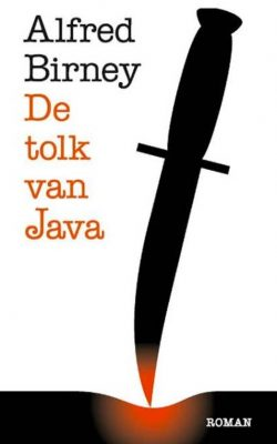Book cover of De tolk van Java by Alfred Birney