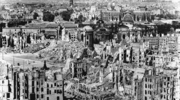 The Bombing War and German Memory of WWII