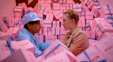 Faces of Migration: The Grand Budapest Hotel