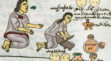 Feeding of the Body and Feeding of the Soul: Colonial Latin America Through Objects (No. 5)