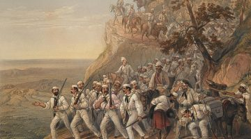 The Public Archive: Indian Revolt of 1857