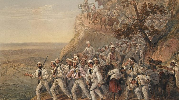 The Public Archive: Indian Revolt of 1857 - Not Even Past