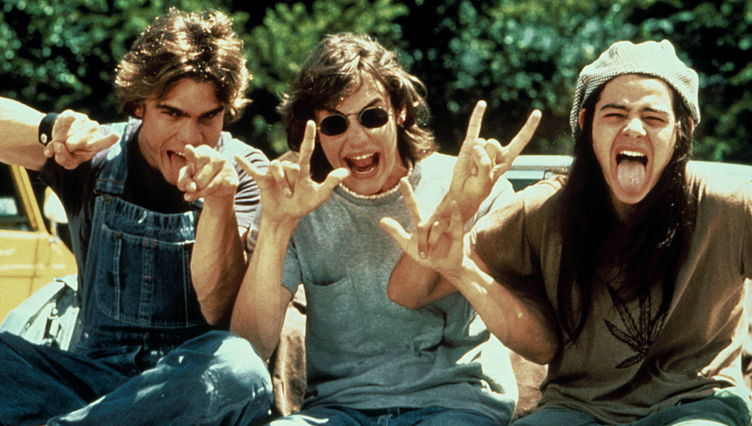 Film Review - Dazed and Confused (Dir: Linklater, 1993) - Not Even Past