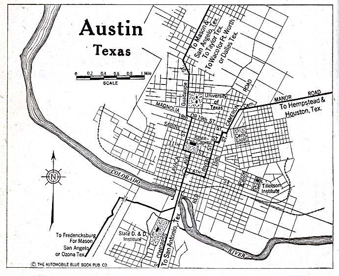 Map Of Texas With Austin.Austin Historical Atlas Mapping Austin S Historical Markers Not