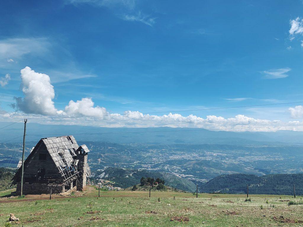 The fields of Huehuetenango