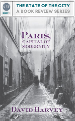 Book cover of Paris-Capital of Modernity by David Harvey