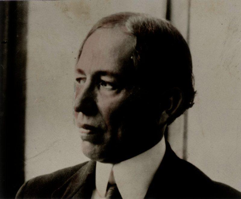 Portrait of Alberto Fuster