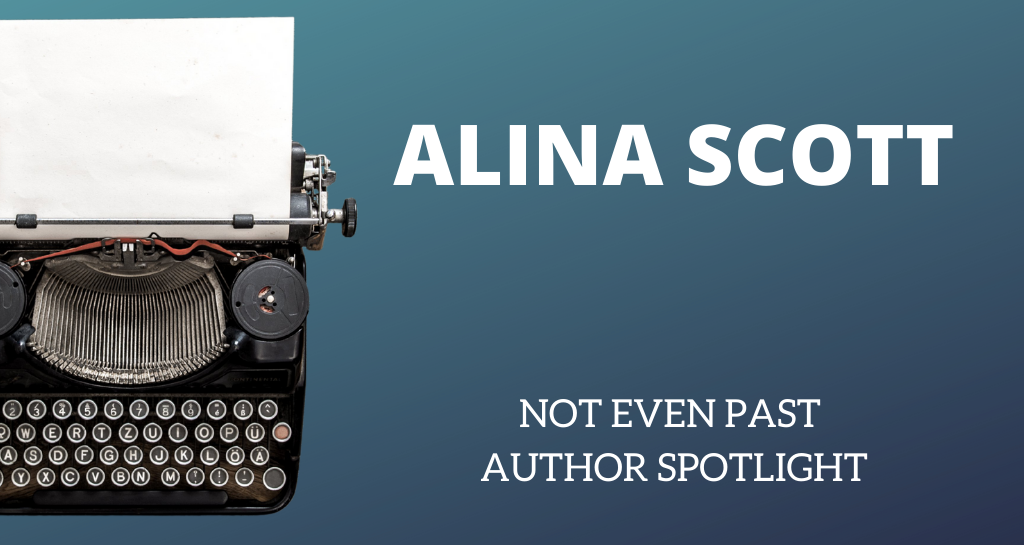 NEP Author Spotlight - Alina Scott