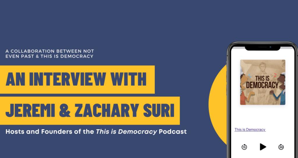 An Interview with Jeremi & Zachary Suri