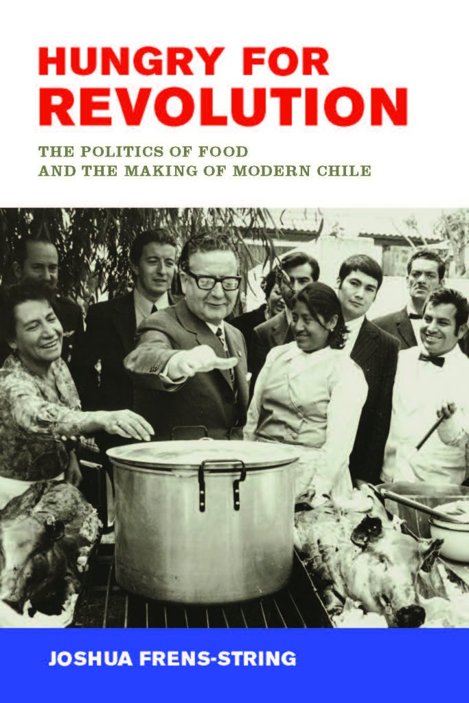 Cover of Hungry for Revolution
