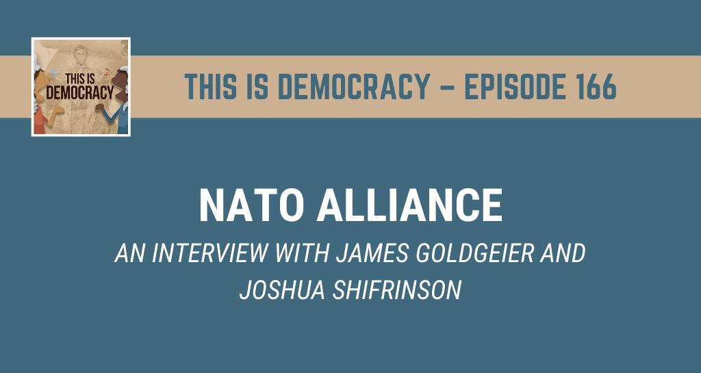 This is Democracy: NATO Alliance