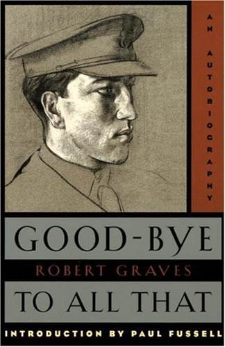 robert graves goodbye to all that analysis