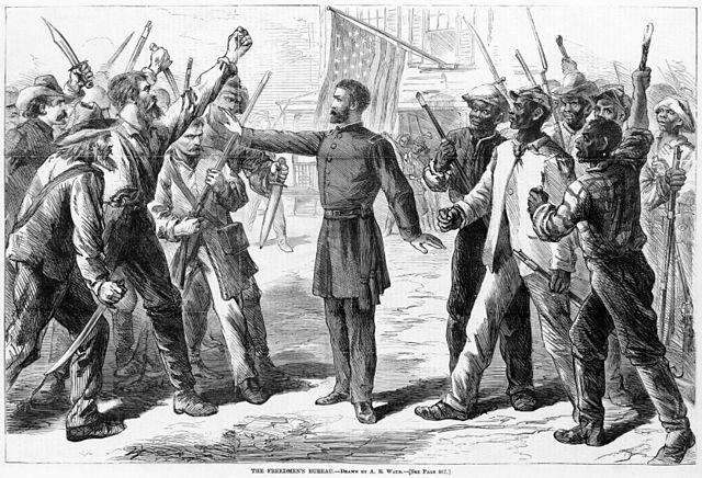 The Freedmens Bureau Work After Emancipation Not Even Past