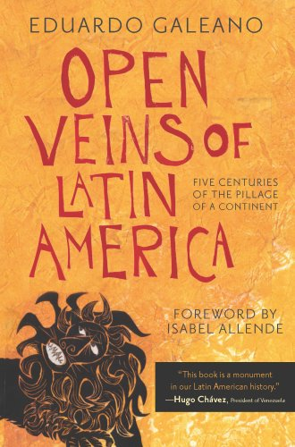 essays on open veins of latin america Open veins of latin america: five centuries of the pillage of a continent (in spanish: las venas abiertas de américa latina) is a book written by uruguayan.